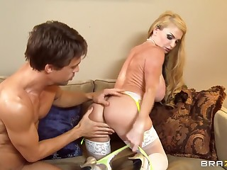 Huge boobs sexual interplay video featuring Taylor Waste away and Toby jug Encrust