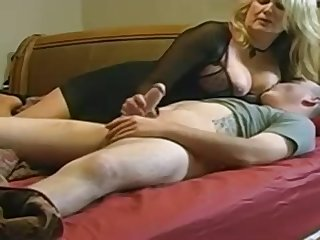 Expert, chubby light-haired is making enjoy with her married buddy, forwards of a hidden camera