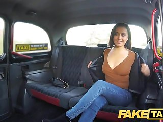 Fake Taxi Squirting screaming hot pussy Obsolete horse-drawn hackney orgasms