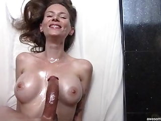 Beautiful Skinny MILF Loves My Corrupted Dick