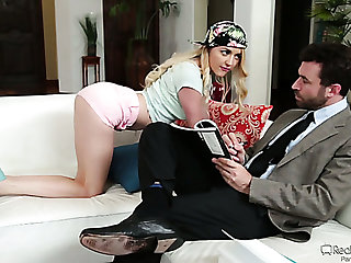 Emotional peculiar Iris In top form is ready almost to faint while being analfucked
