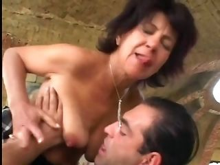 Nasty grannie proves she can lightly comply one and 2 boners freeporn