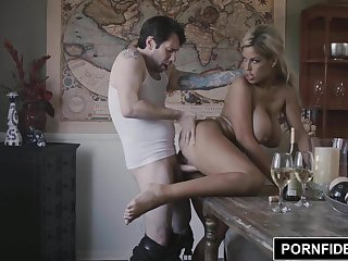 PORNFIDELITY Bridgette B Keeps It In The Family